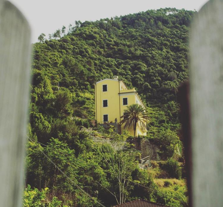 Italie huisje