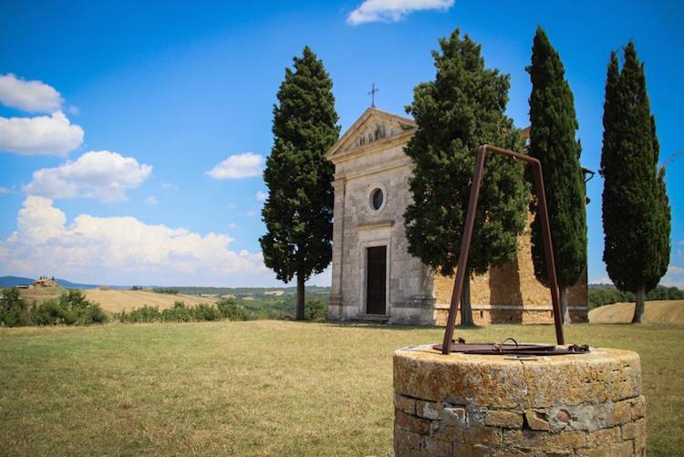 Italie route backpacken
