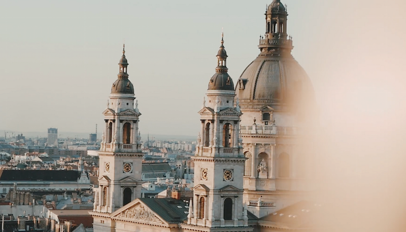 I've been to budapest video