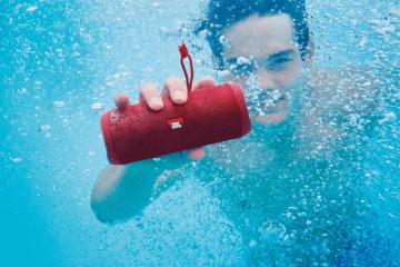 JBL onderwater