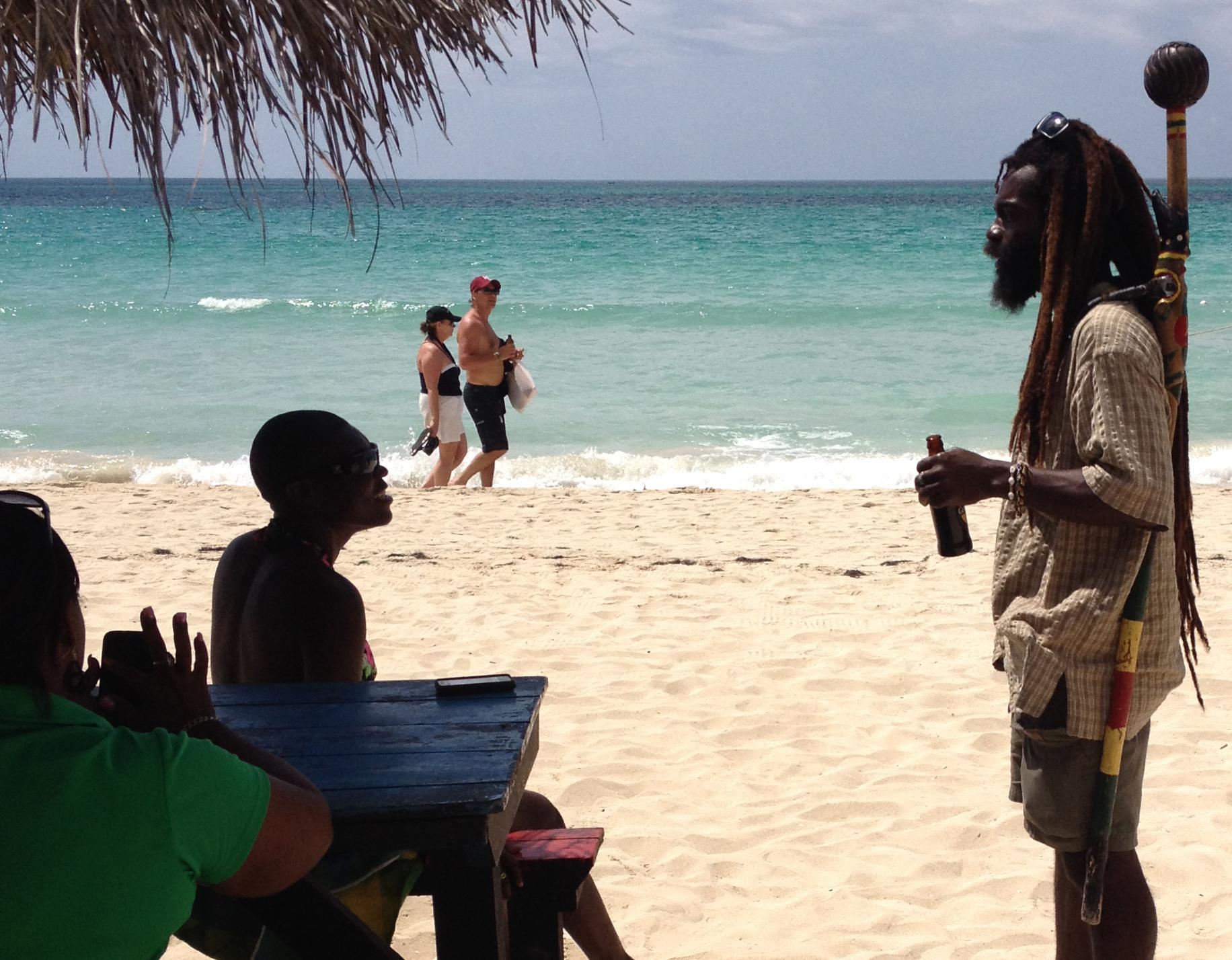 Jamaica gevaarlijk reizen