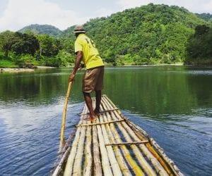 Jamaica raften rio grande