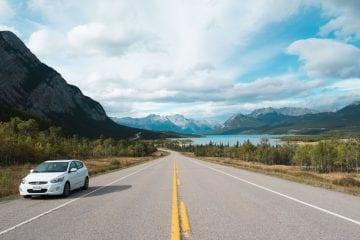 Jasper National Park Canada roadtrip