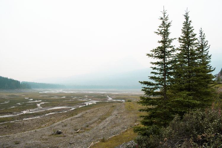 Jasper National Park Medicine Lake