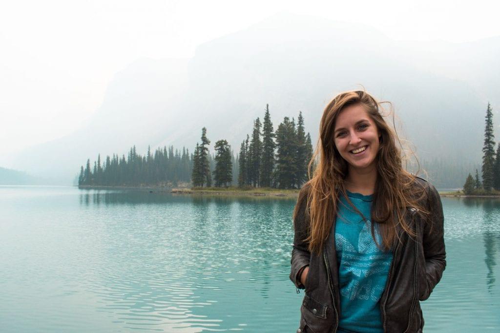 Jasper National Park roadtrip Canada reis