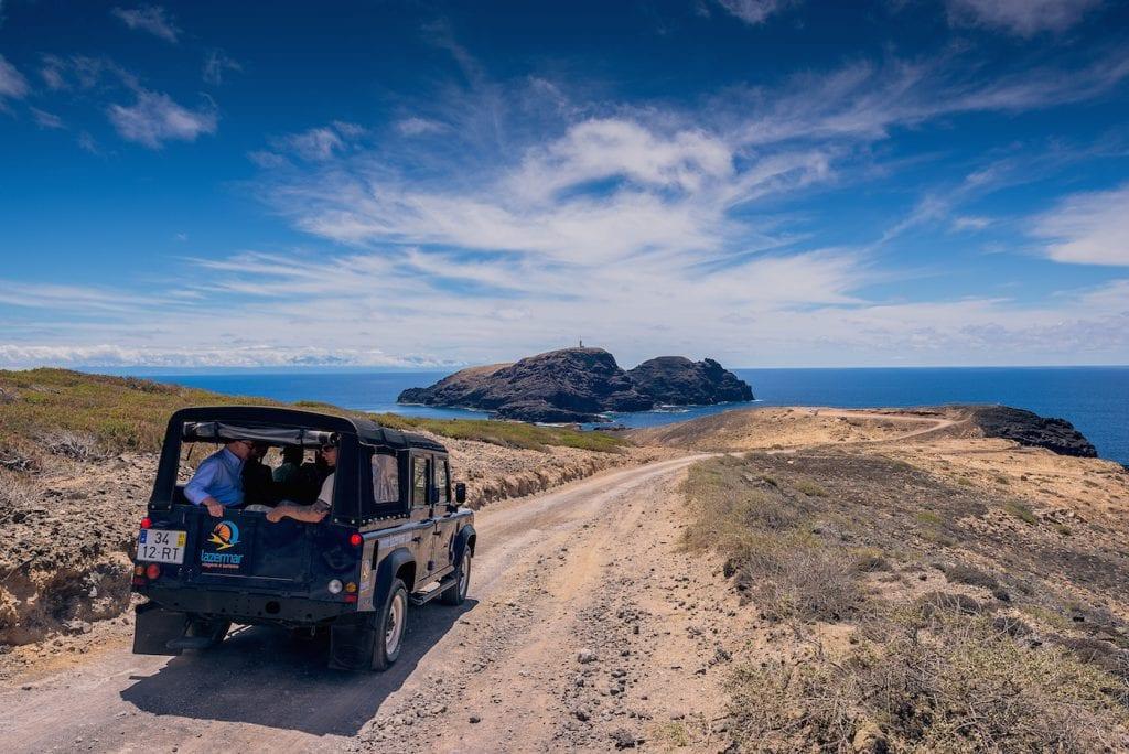 Jeep Tour_Porto Santo Madeira