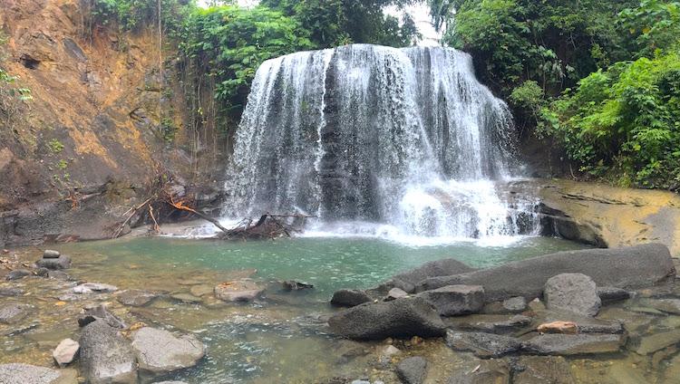 Jungle Sumatra Waterval Tangkahan
