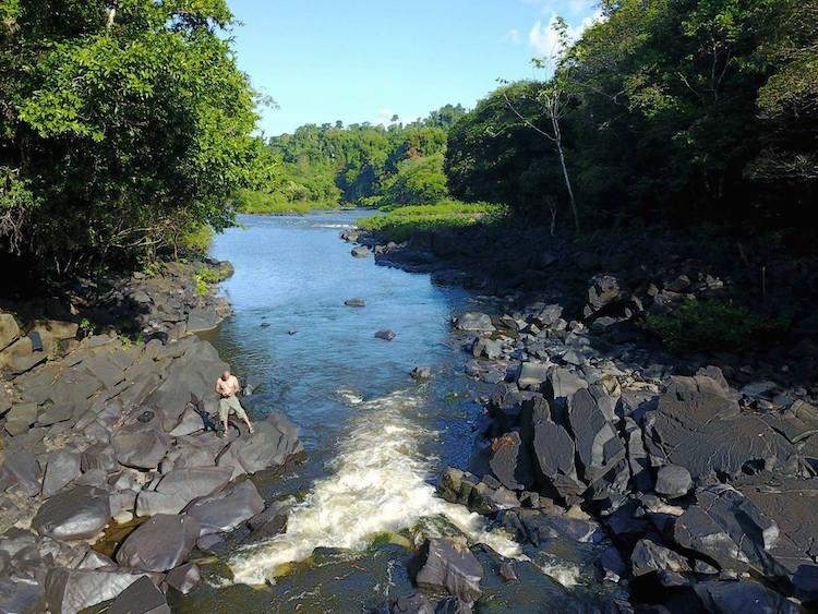 Jungletocht Suriname rivier