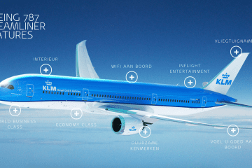 KLM unboxing video