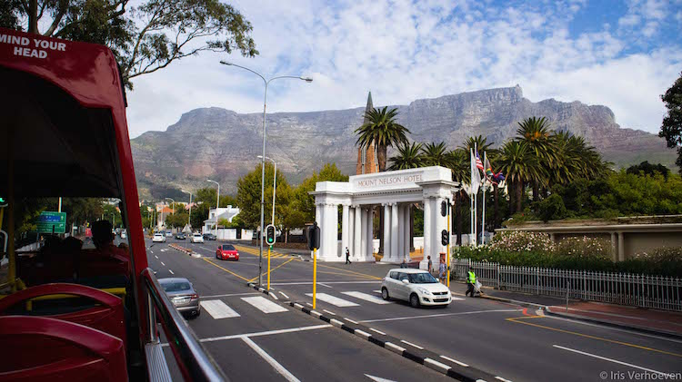 Kaapstad tips hop-on hop-off bus