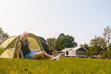 Kampeertips, alleen kamperen