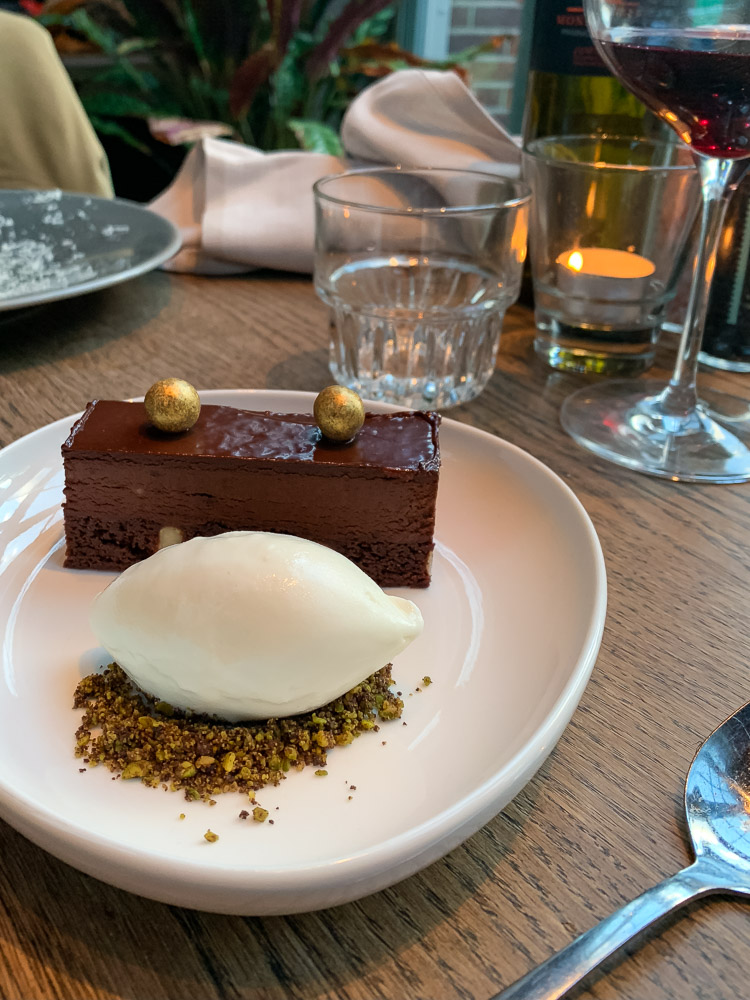Kanarie Club Amsterdam dessert