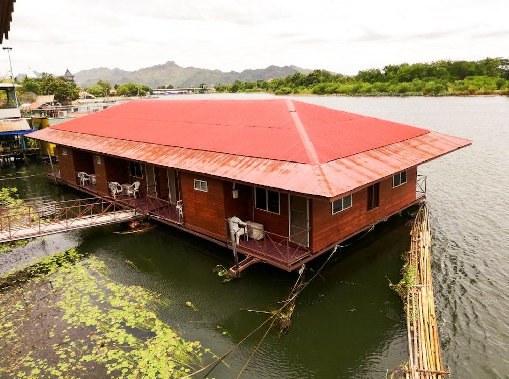 Kanchanaburi in Thailand VN guesthouse