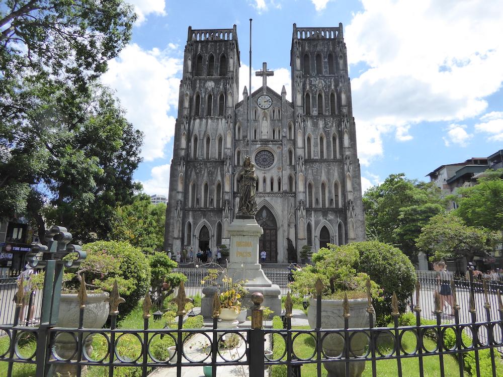 Kathedraal wat te doen in hanoi