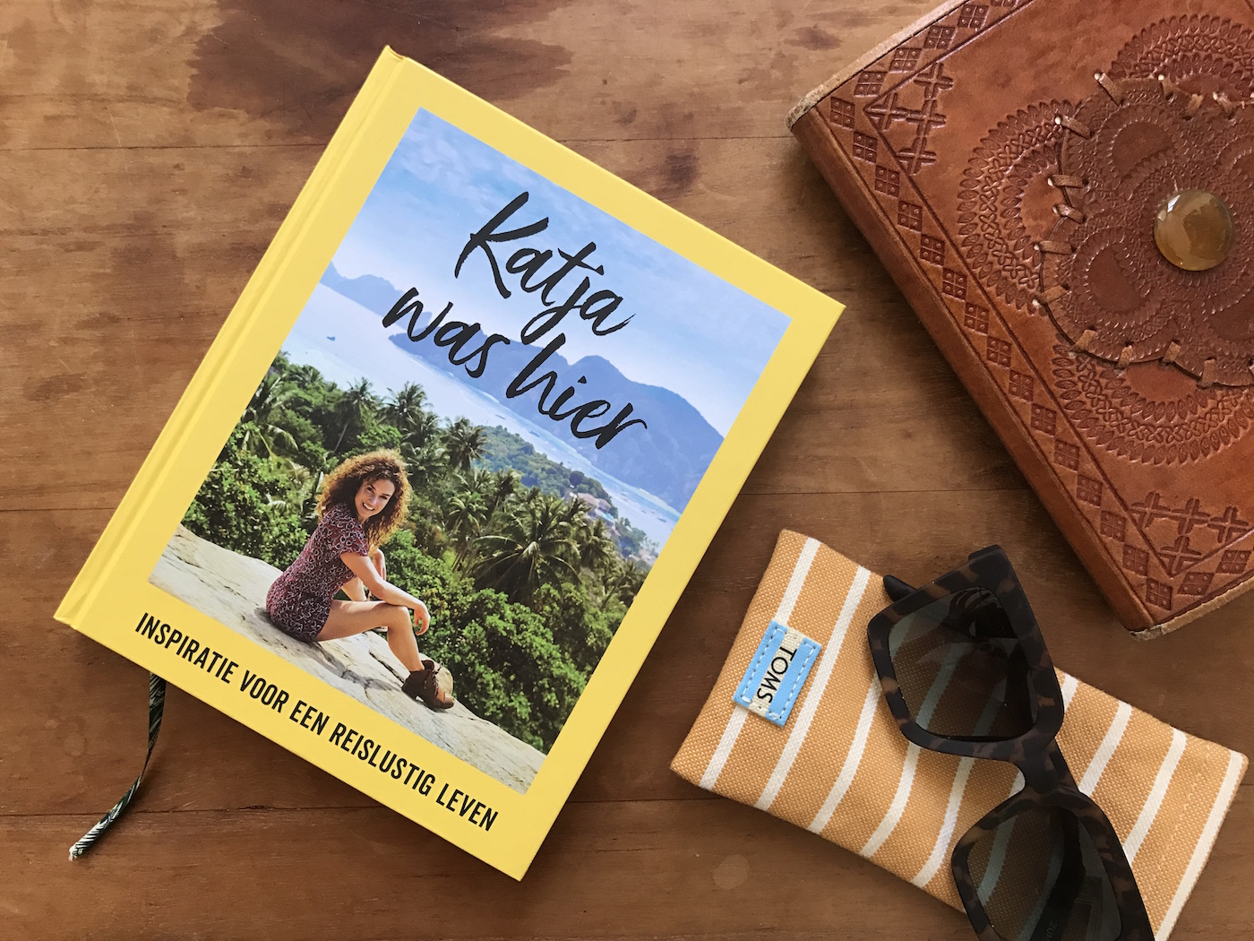 Katja was Hier reisboek tip