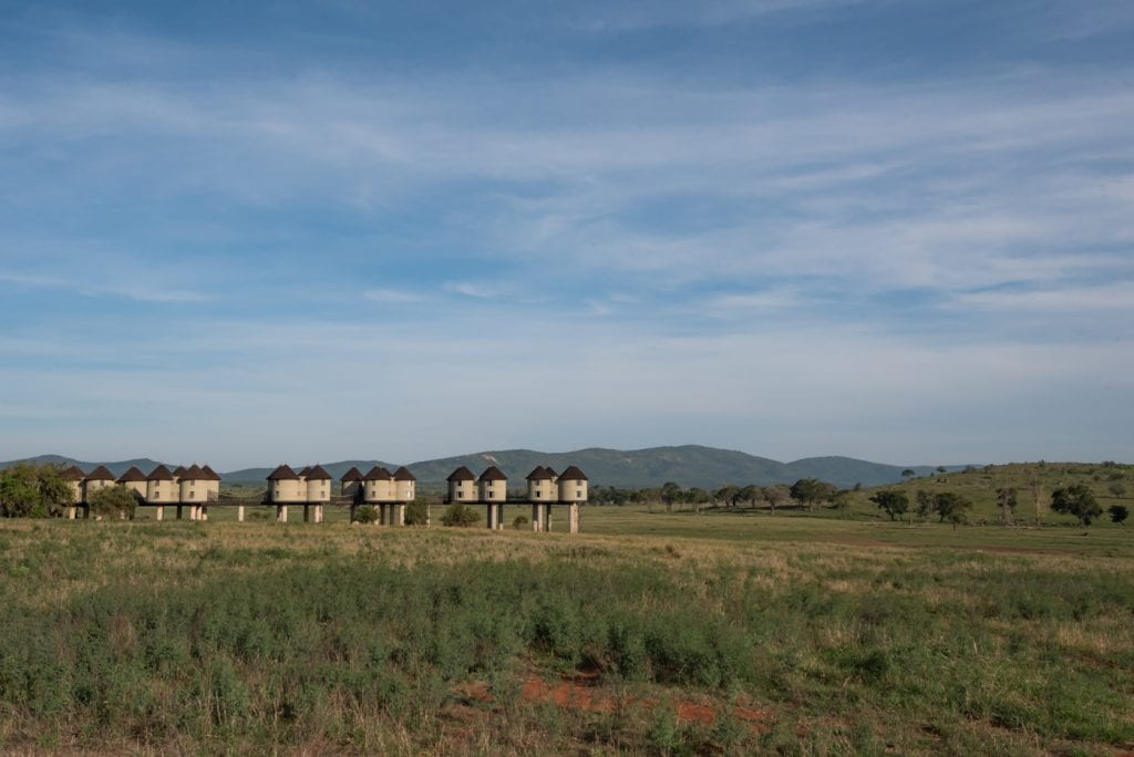 Kenia Taita Hills Salt Lick Lodge