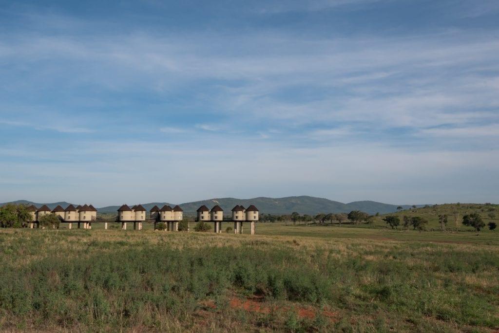 Kenia Taita Hills Salt Lick Lodge