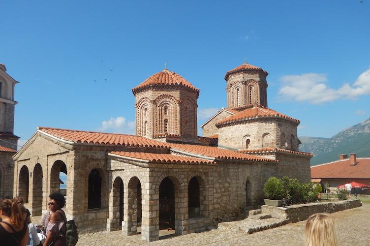 Kerken ohrid macedonie