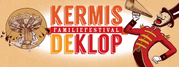 Kermis de Klop festival Utrecht