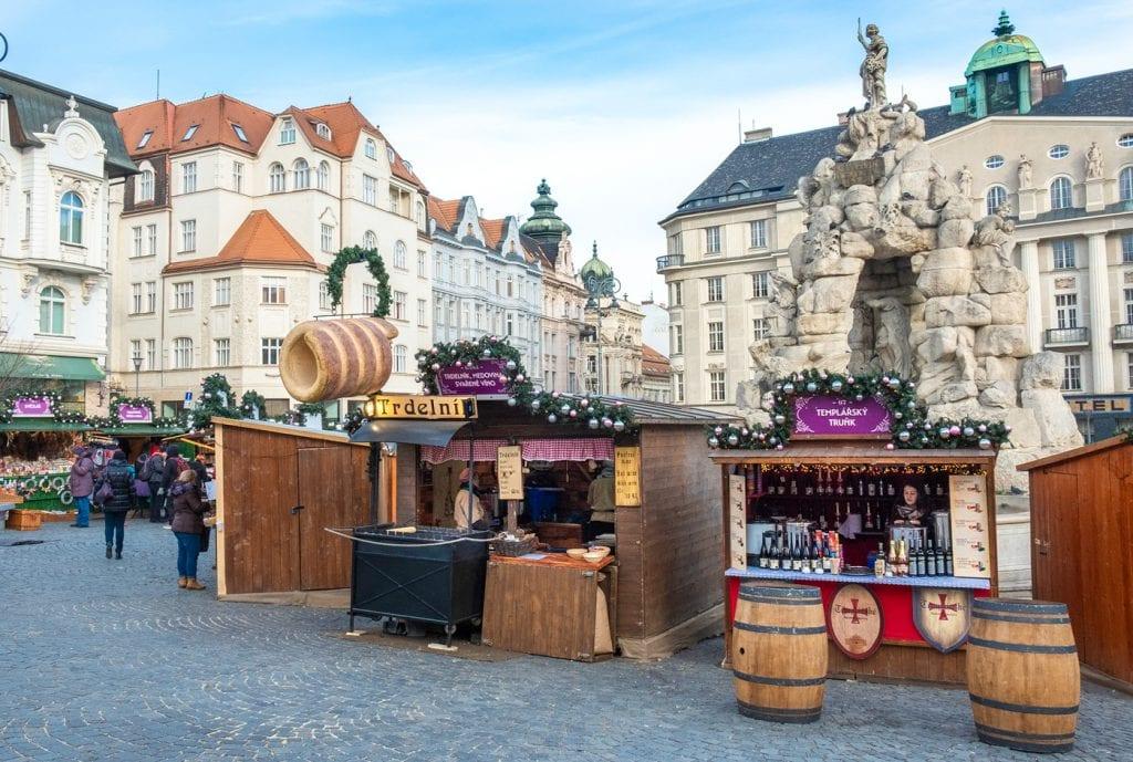 Kerst Brno Praag tips