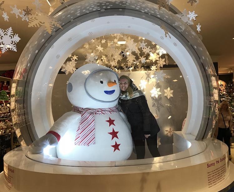 Kerst in New York bij Macy's