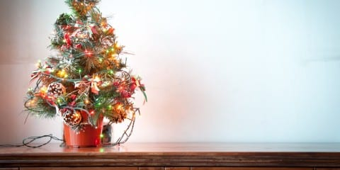 Kerstshoppen