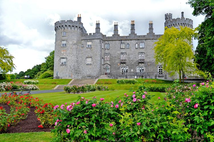 Kilkenny Castle Kilkenny Ierland
