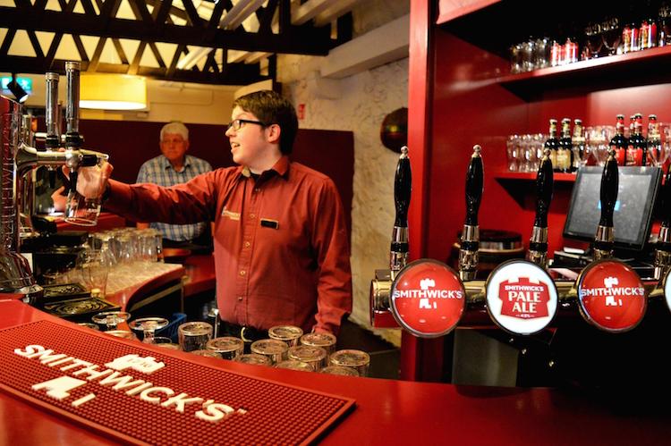 Kilkenny bier Smithwick