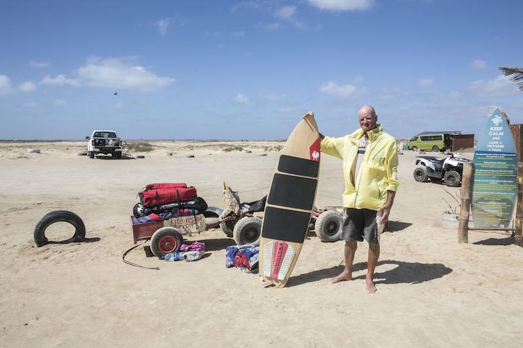 Kite Beach Sal Kite Repair Marleen Hoftijzer
