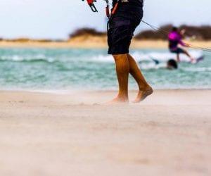 Kitesurfen in Sri Lanka Mannar