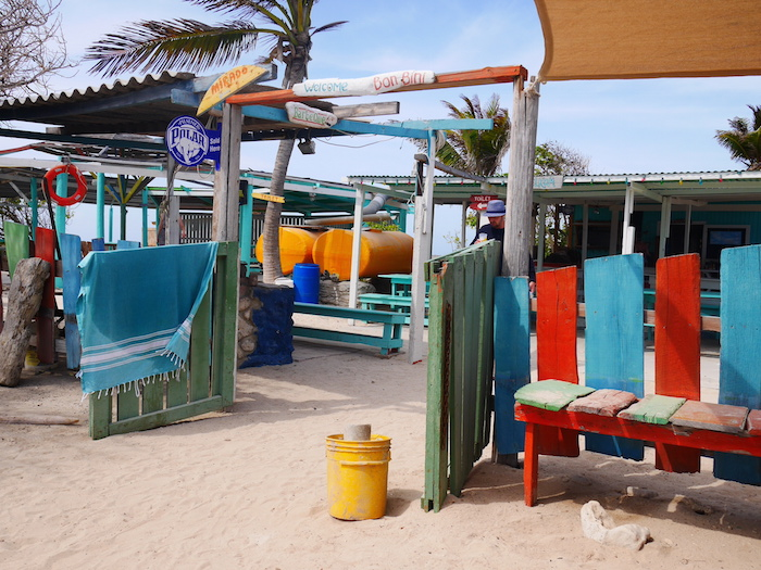 Excursie Klein Curacao