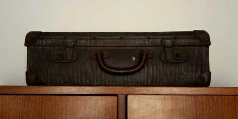 Koffer backpack inpakken