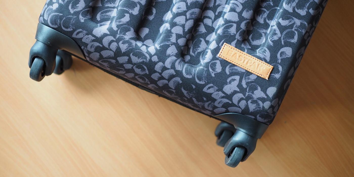 Handbagage koffer test