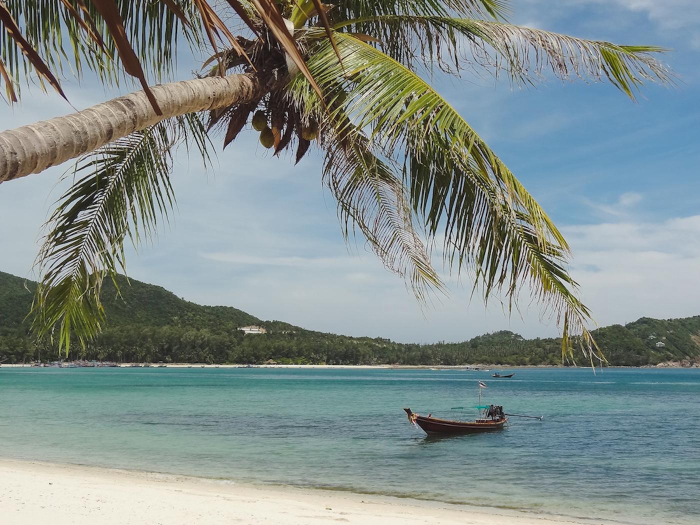 Koh Phangan thailand tips