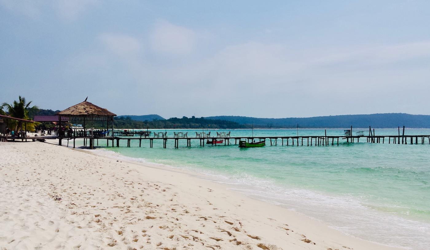 Koh Rong Island Cambodja