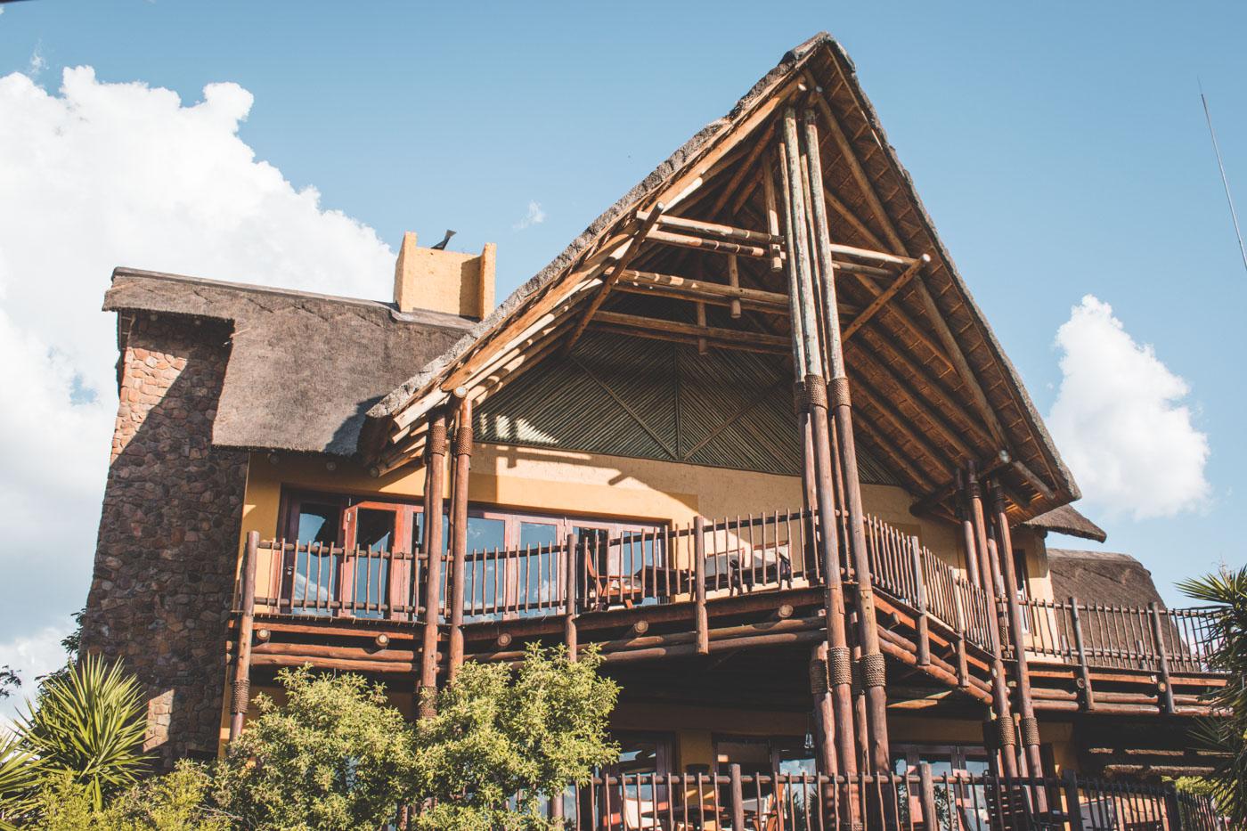 Kololo Game Reserve Zuid Afrika
