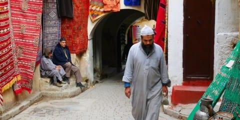Koningssteden Marokko