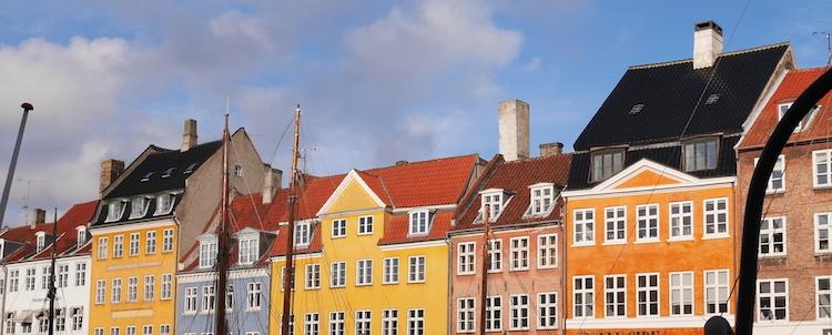 Kopenhagen overtocht