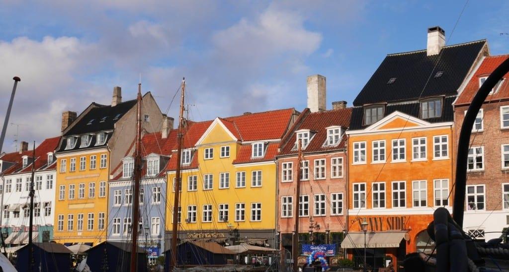 Conseils de Copenhague ville romantique