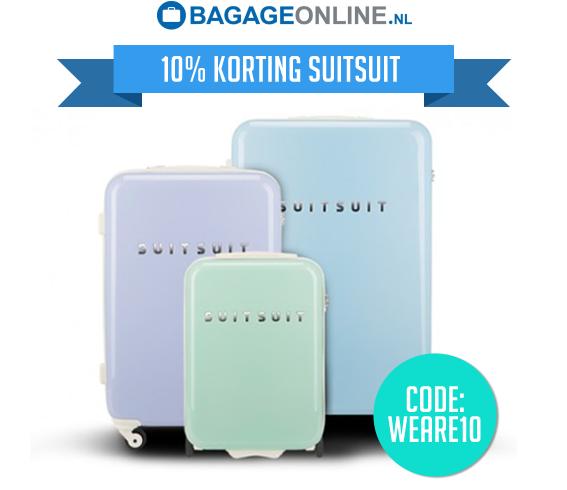 Kortingscode bagageonline