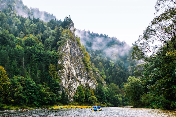 Krakau tips Tatra Mountains