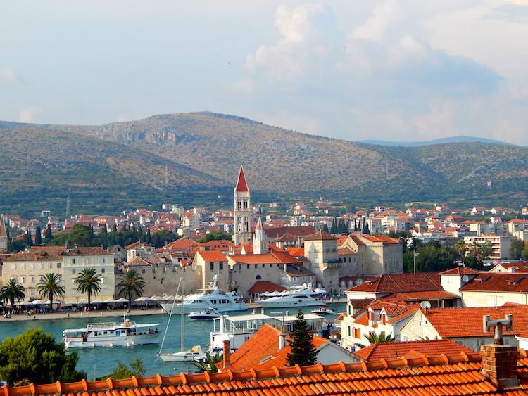 Kroatie Trogir route 2 weken