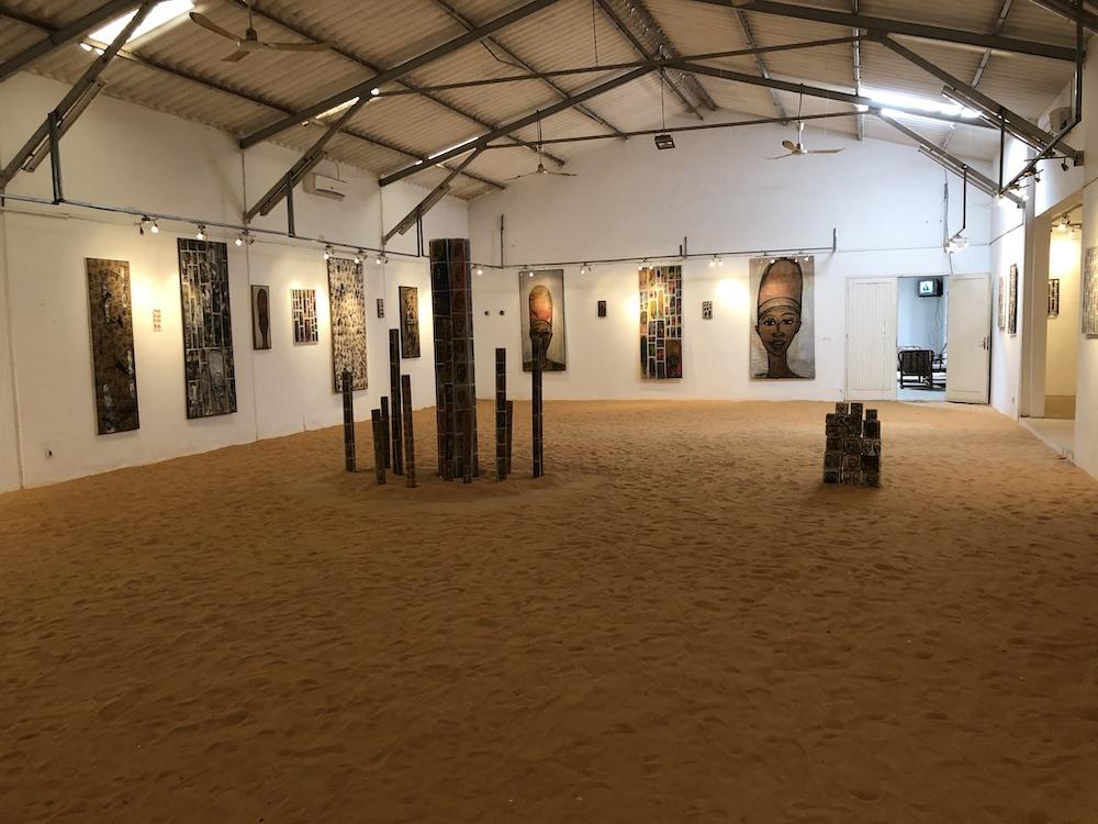 Kunst in Dakar, Senegal