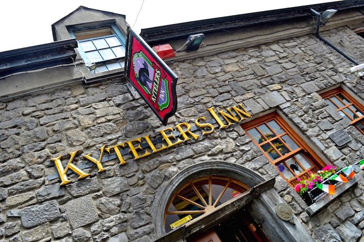 Kyteler in Ierland Kilkenny