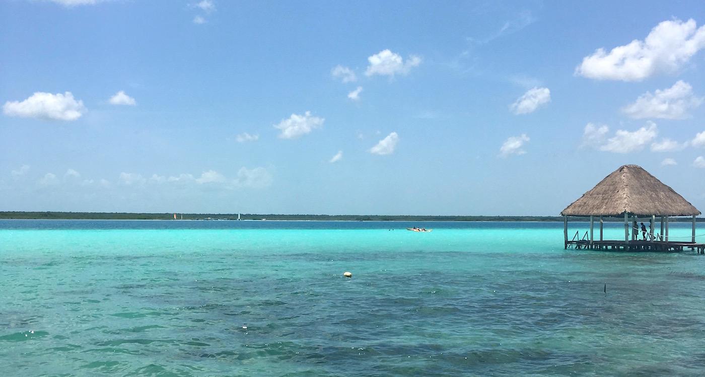 Laguna Bacular Mexico