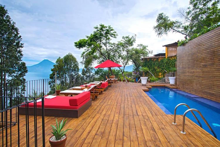 Lake Atitlan hotel guatemala