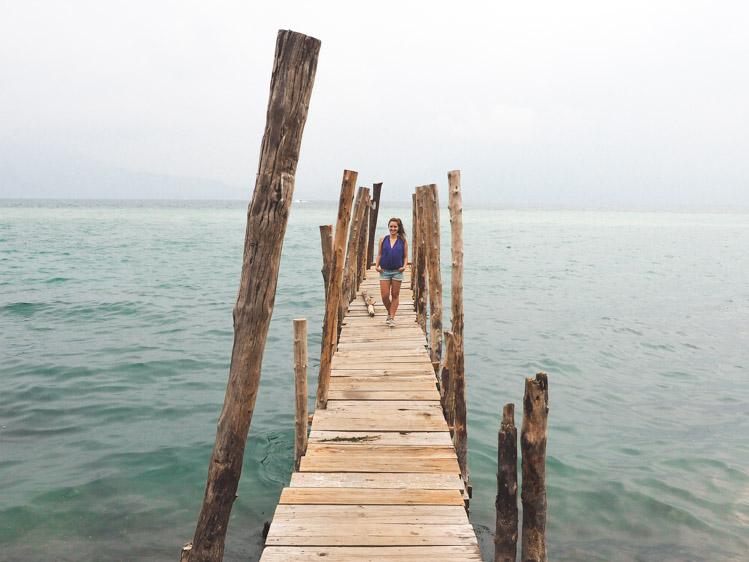 Lake Atitlan meer van atitlan Guatemala_
