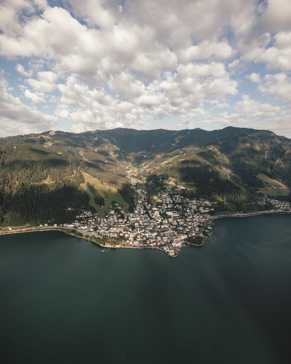 Lake Zell Oostenrijk