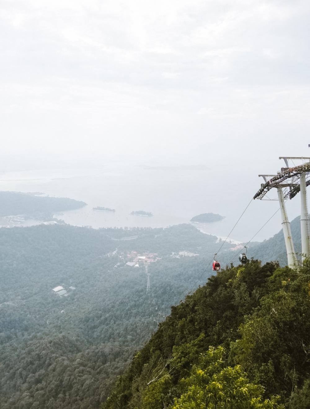 Langkawi, Maleisië SkyCab