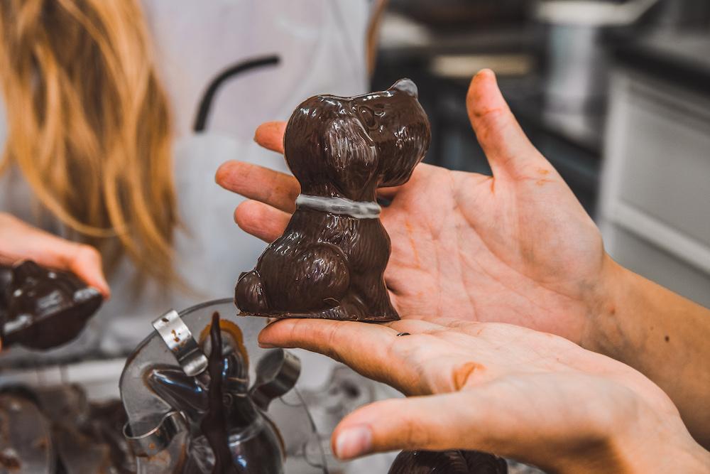 Lausanne ChocoladeWorkshop